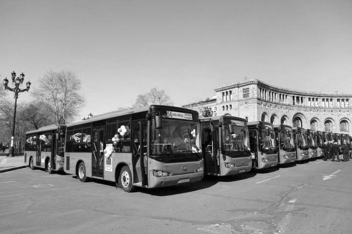 Мониторинг пассажирского автотранспорта